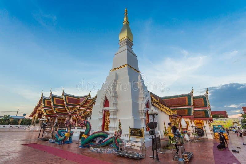 Tempio, Phra quell'amico di Choeng fotografia stock libera da diritti