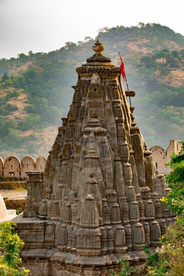 Tempio religioso indiano fotografia stock