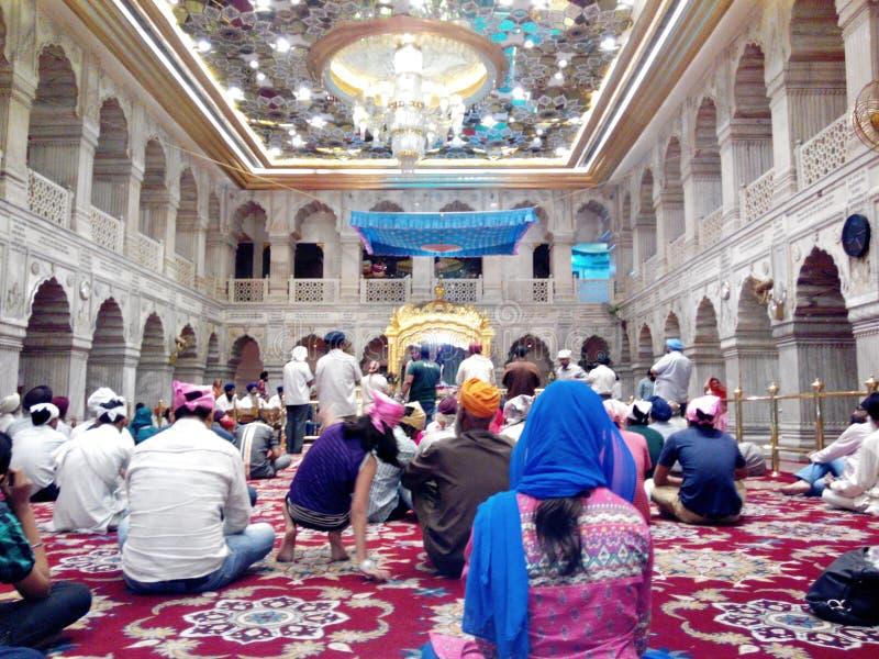 Tempio sikh fotografia stock