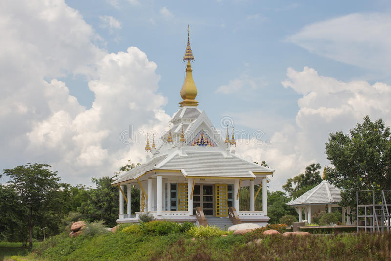 Tempio tailandese Wat Thung Setthi immagini stock libere da diritti