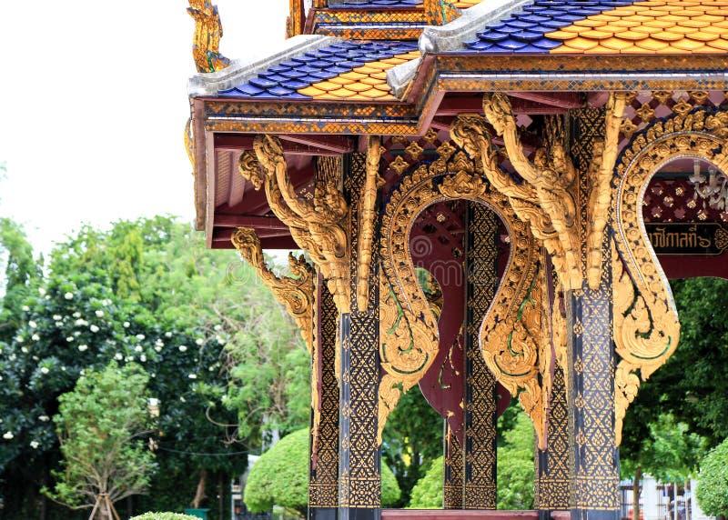 Tempio Wat Phrasrirattana Sasadaram immagini stock