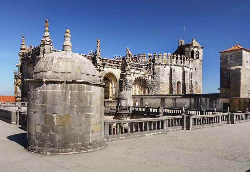 Templar kyrka royaltyfri bild