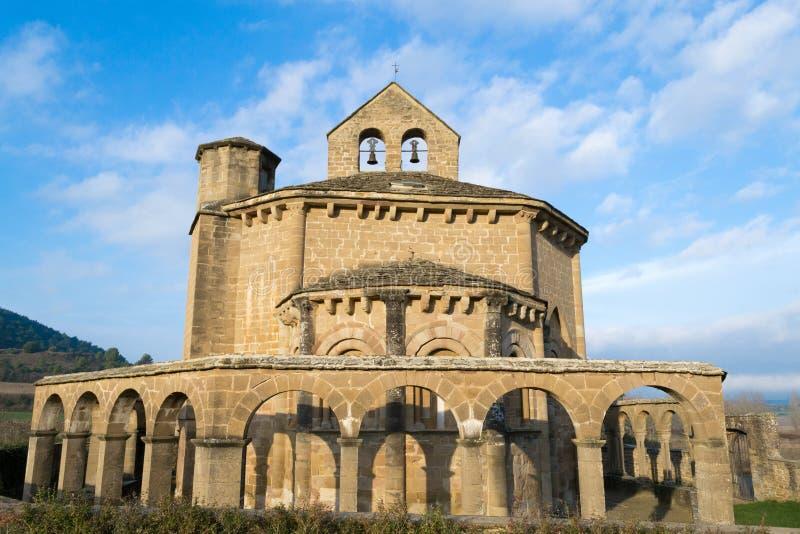 Templar kyrka royaltyfri foto