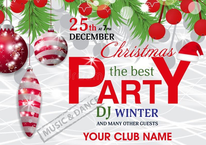 Christmas Party Invitation Background Seroton Ponderresearch Co