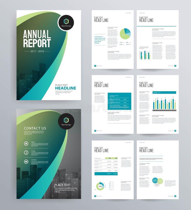 Template Design For Company Profile ,annual Report , Brochure ...