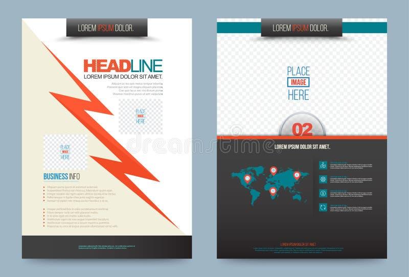 Template design vector illustration