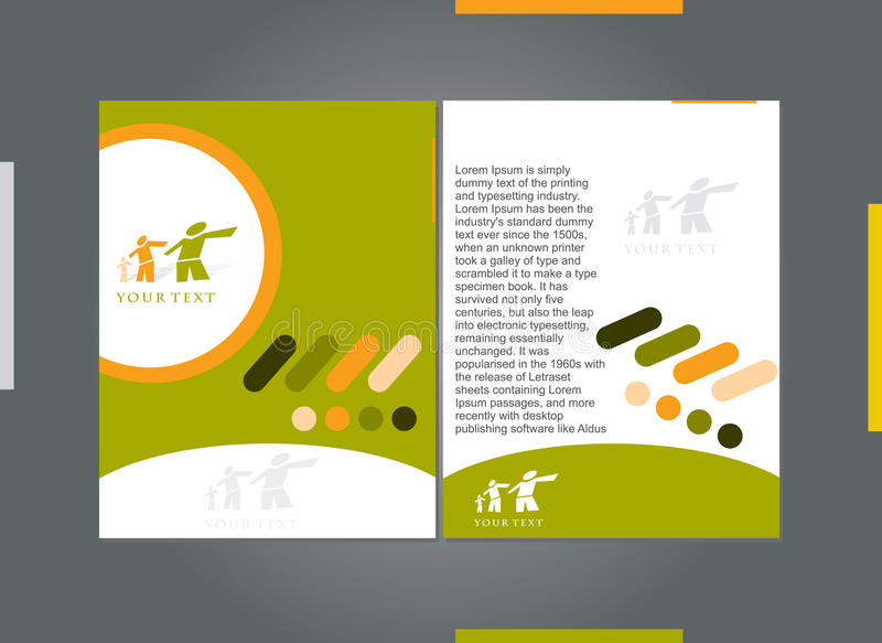 Download Template Designs Stock Photos - Image: 14560663