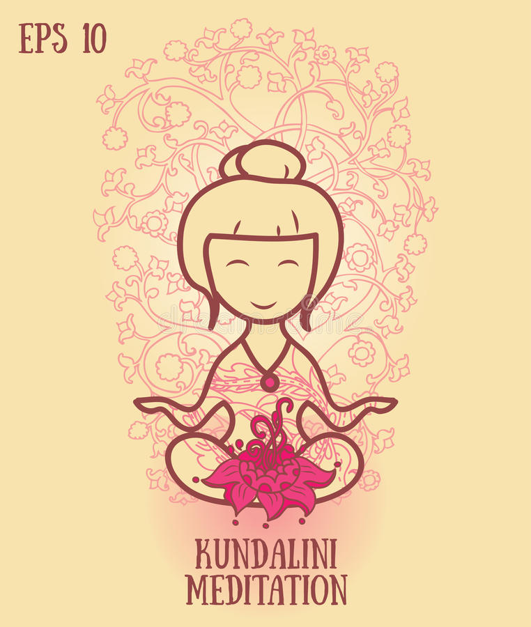 Template for kundalini yoga studio business card stock vector download template for kundalini yoga studio business card stock vector illustration 75172677 reheart Image collections