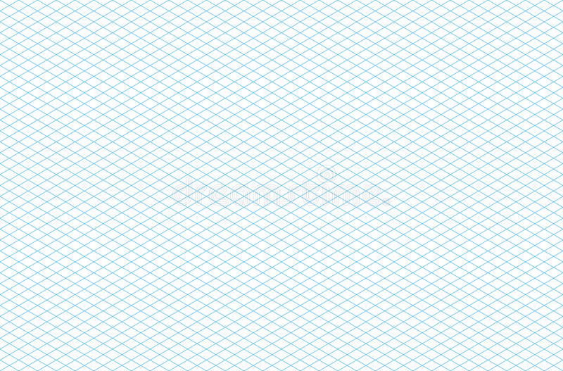 Isometric Grid Template Free Printable Isometric Graph Paper