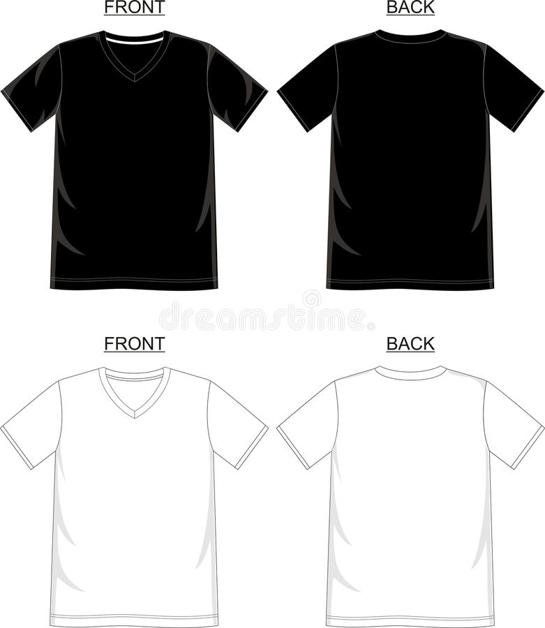 black v neck t shirt template choice image template design ideas. Black Bedroom Furniture Sets. Home Design Ideas
