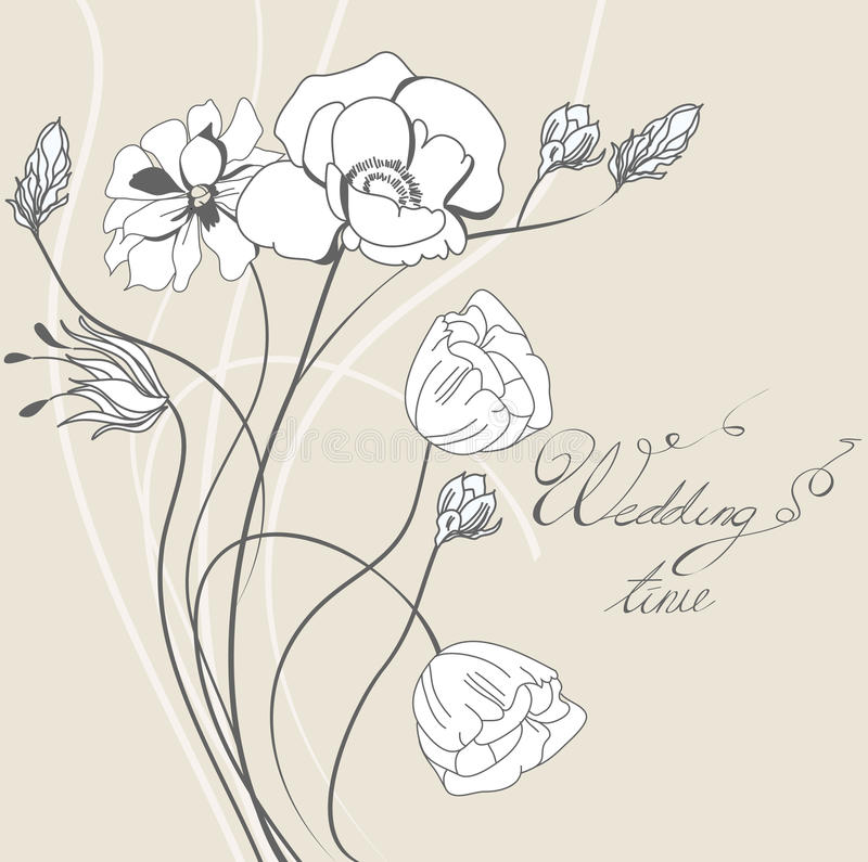 Download Template For Wedding Invitation Stock Photo - Image: 13944650