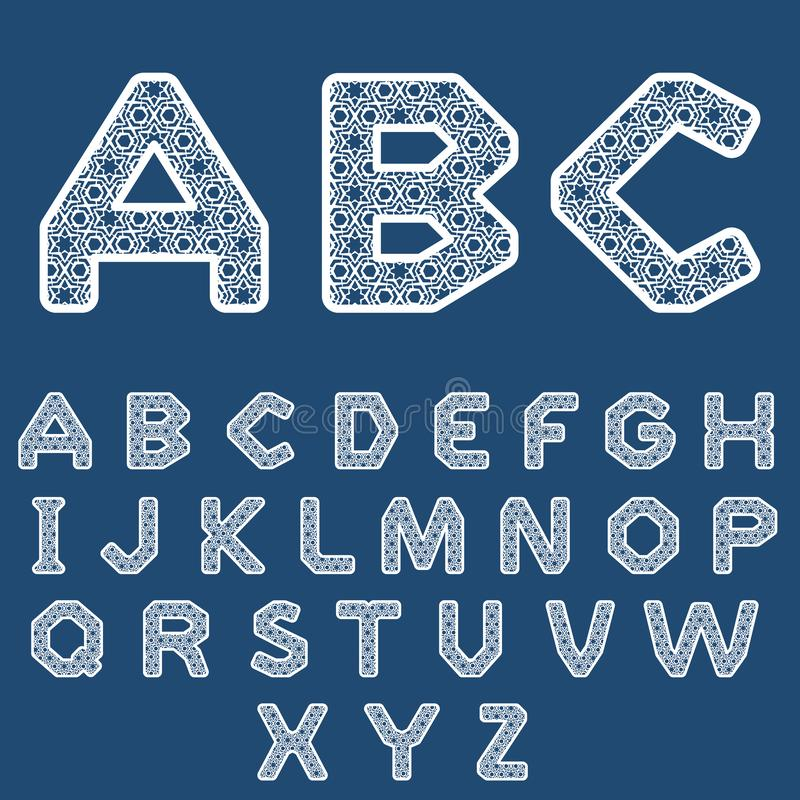 Templates For Cutting Out Letters  Full English Alphabet