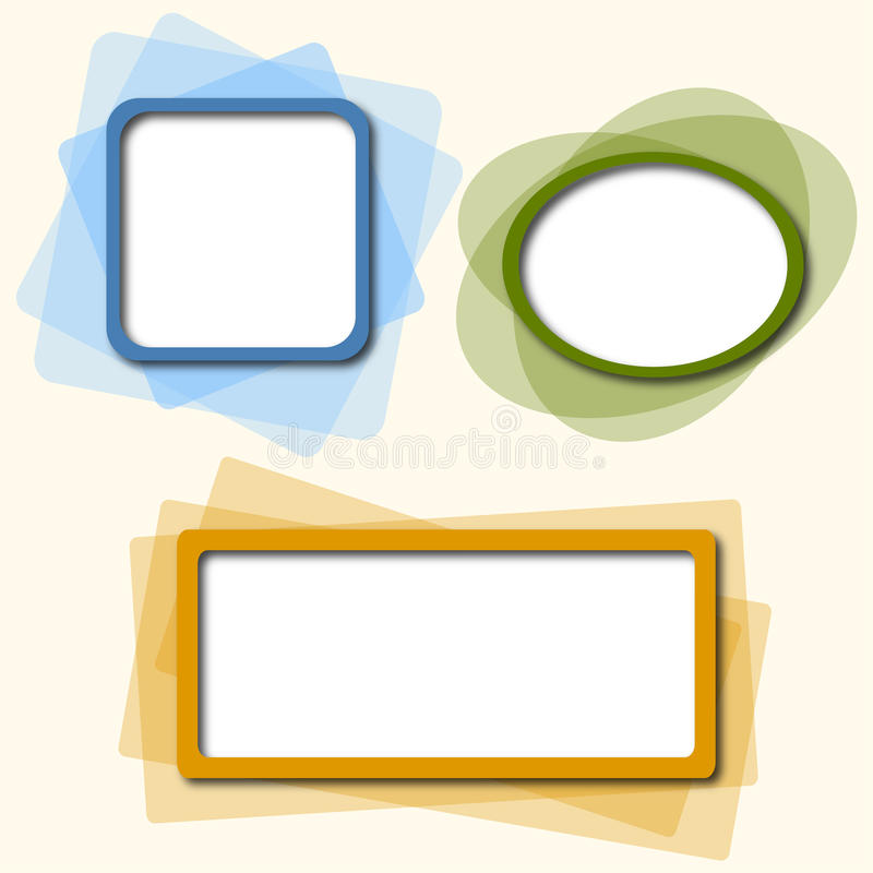 Download Templates for a text stock illustration. Image of graphic - 37500840