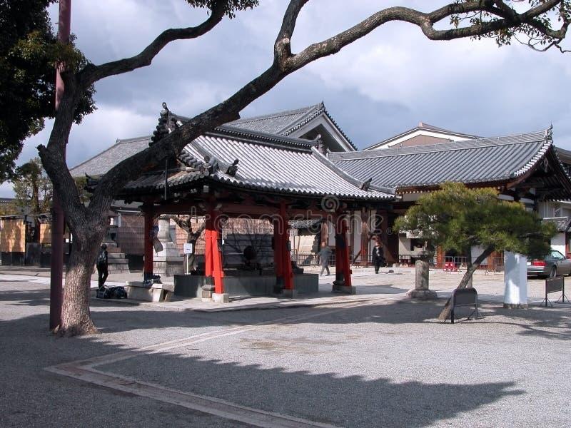 Temple à Kyoto photographie stock libre de droits