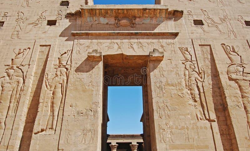 Temple à Luxor, Egypte photographie stock