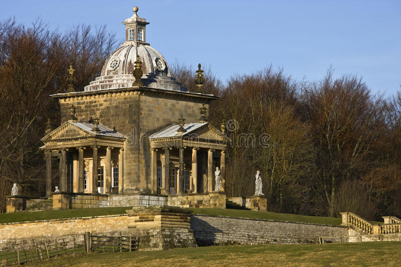 Temple of the 4 winds - Castle Howard - England