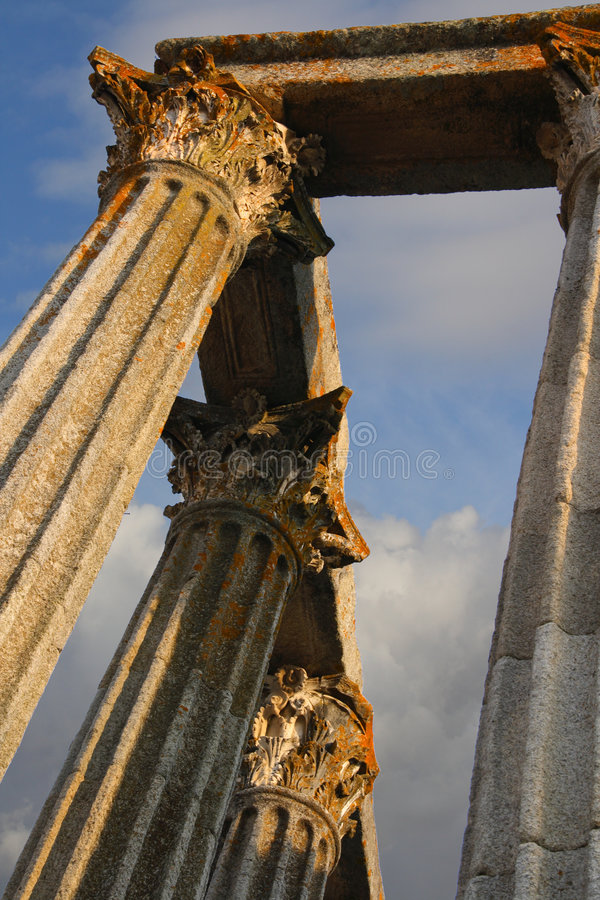 Download Temple stock photo. Image of structure, diana, town, corinthian - 4777732