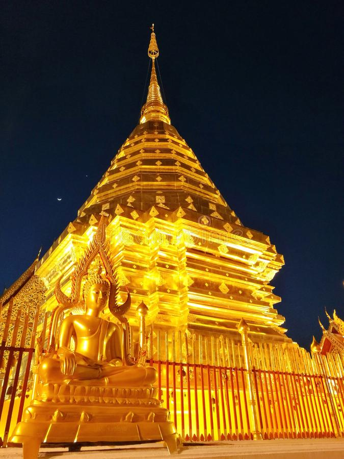 Temple photo stock