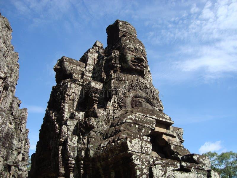 Temple antique photos libres de droits