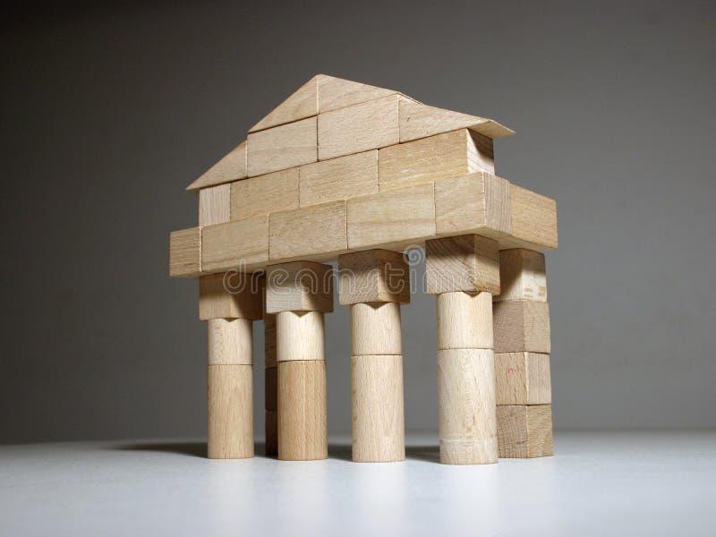 Temple antique images stock