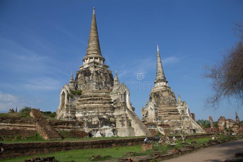 Temple antique dans le patrimoine mondial image libre de droits