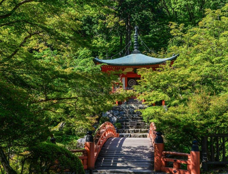 Temple antique ? Kyoto, Japon image stock