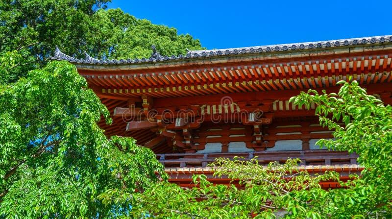 Temple antique ? Kyoto, Japon photo libre de droits