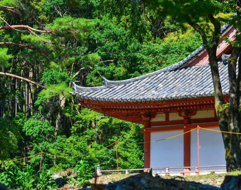 Temple antique ? Kyoto, Japon images stock