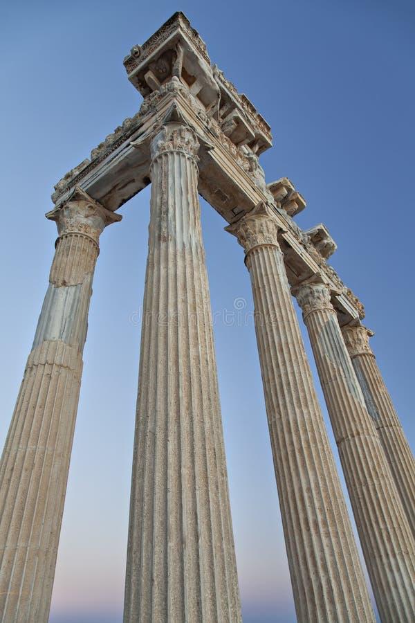 Temple Of Apollo Royalty Free Stock Image