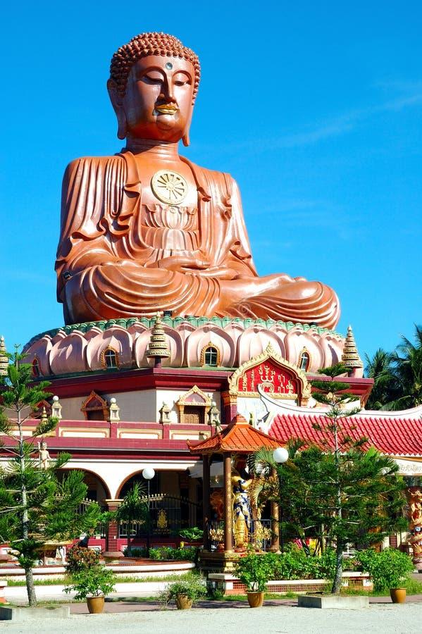 Temple bouddhiste images libres de droits
