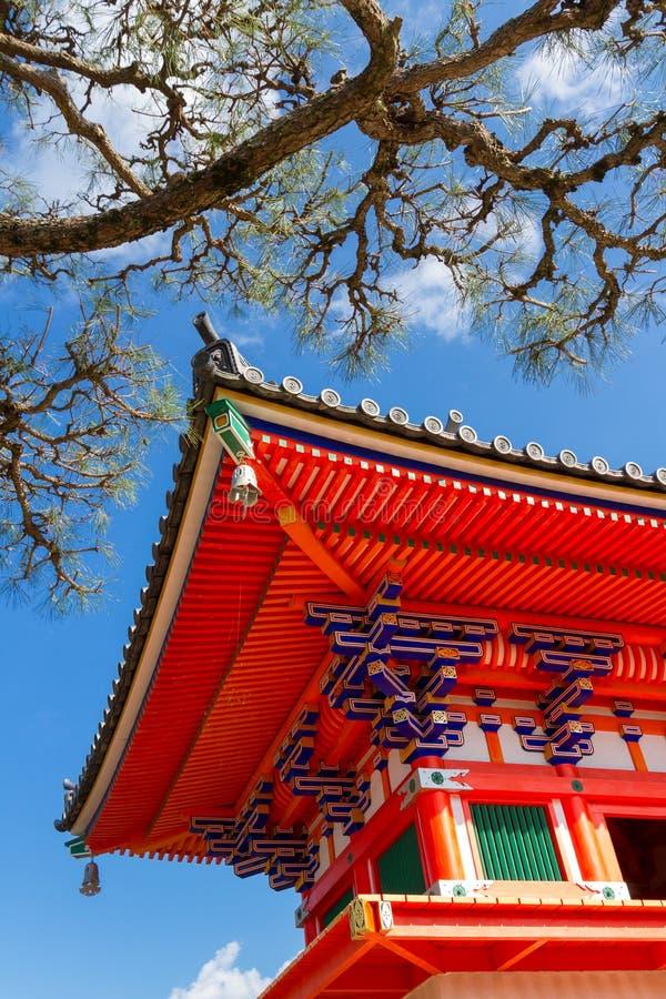 Temple bouddhiste coloré photographie stock