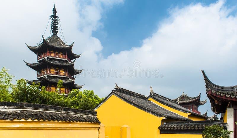 Temple chinois photos libres de droits