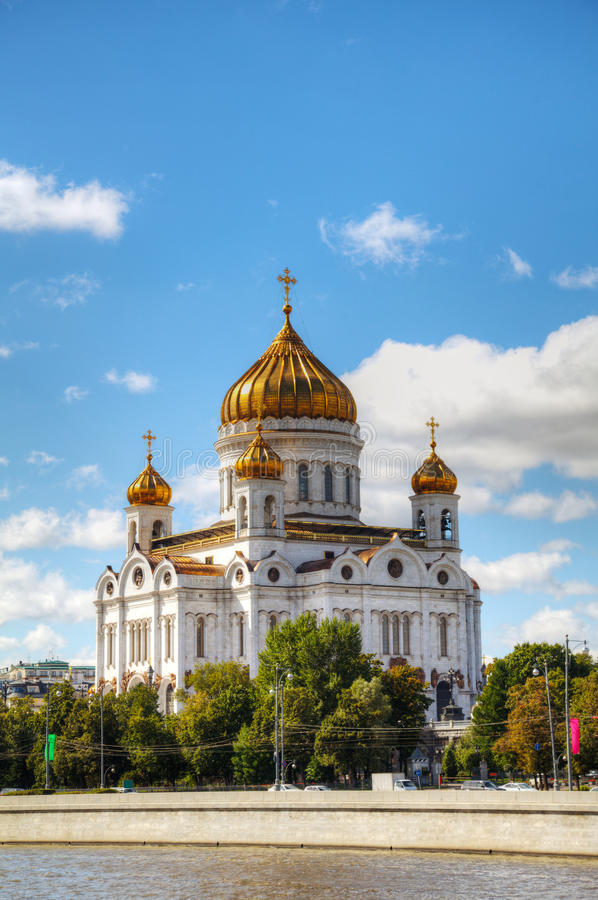 Download Temple Of Christ The Savior In Moscow Stock Image - Image: 26578549