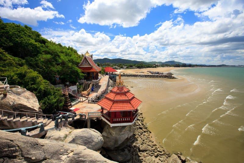 temple complexe Thaïlande image libre de droits