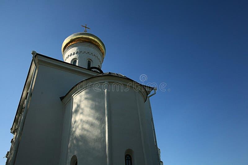 Temple d'église orthodoxe images stock