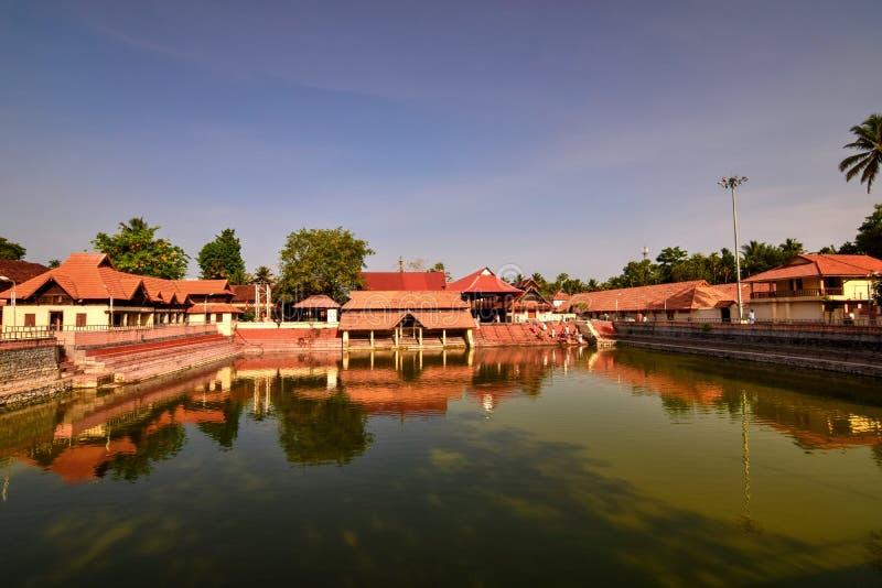 Temple d'Ambalapuzha photo libre de droits