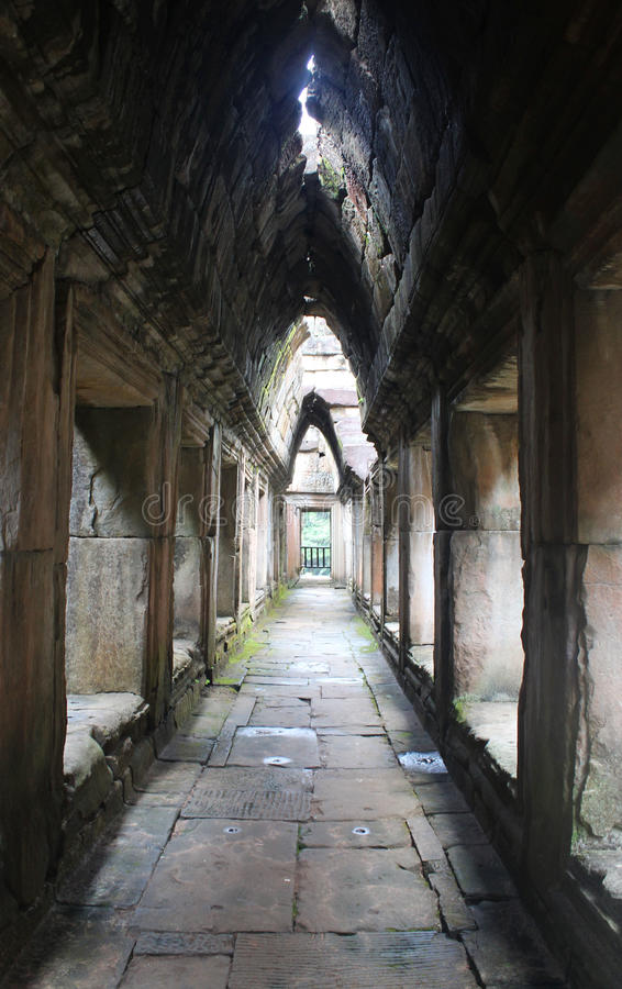 Temple d'Angkor Vat photo stock