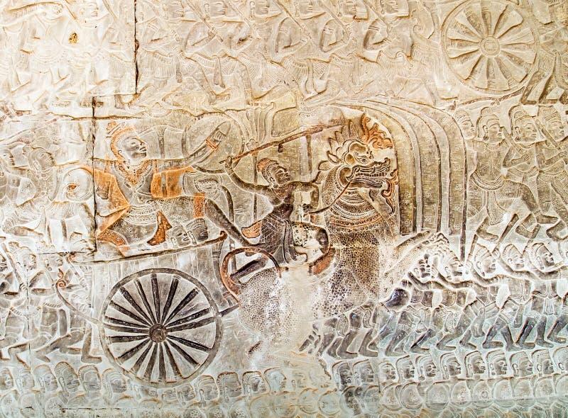 Download Temple D'Angkor Wat, Siem Reap, Cambodge Image stock - Image du cambodia, grès: 56476457
