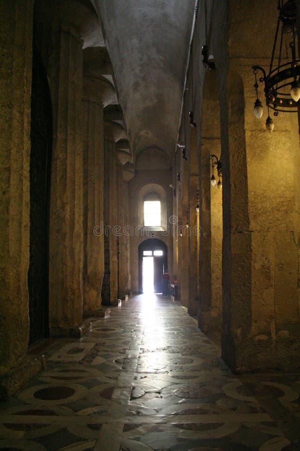 Temple d'Athéna photo stock