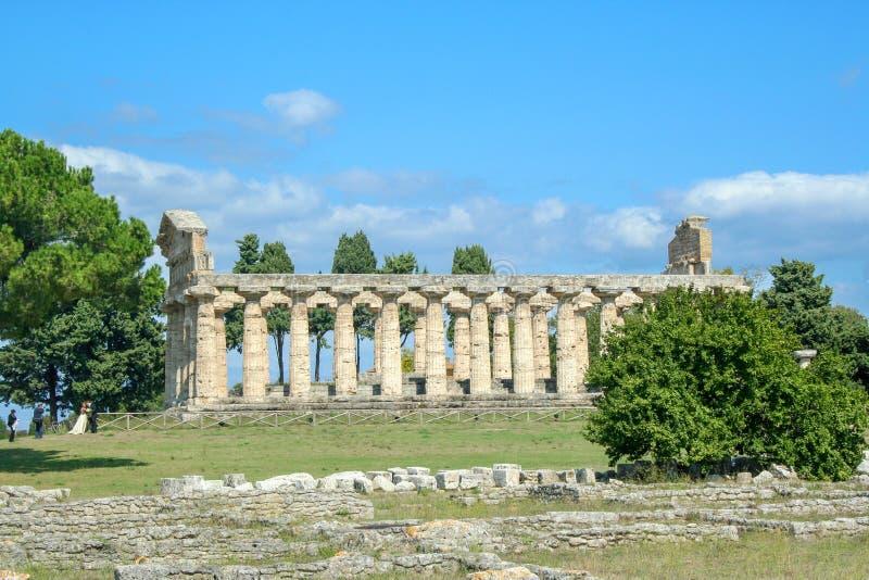 Temple d'Athéna photos libres de droits