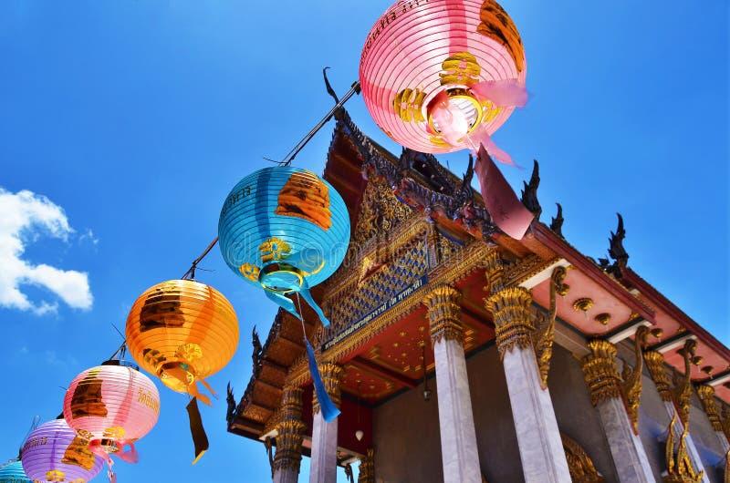 Temple d'or de Bouddha photographie stock