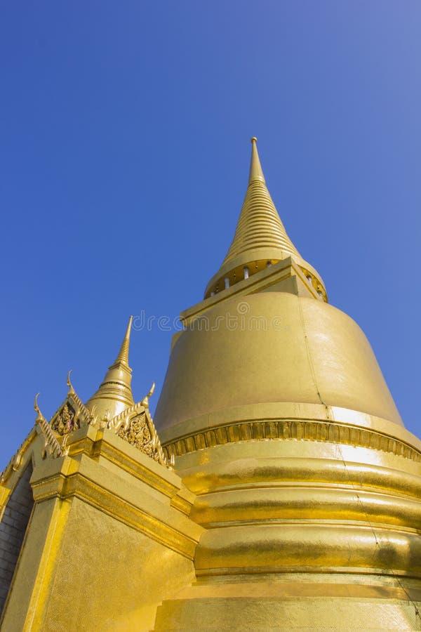 Temple d'Emerald Buddha photos stock