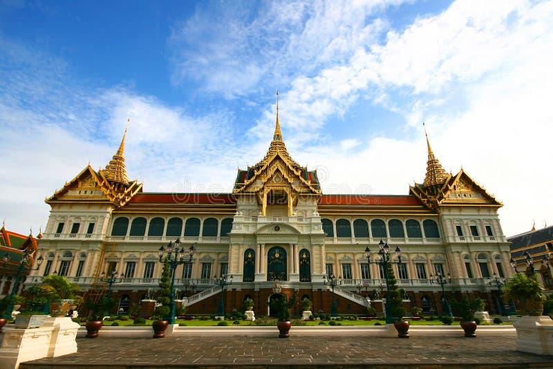 Temple d'Emerald Buddha. photos stock