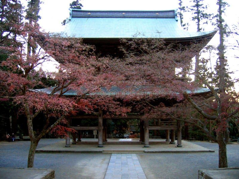 Temple d'Engakuji - Kamakura, Japon photo stock