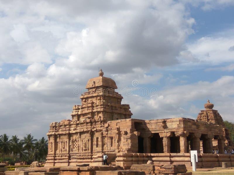 Temple d'histoire d'héritage images libres de droits