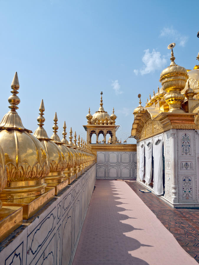 Temple d'or sikh images stock