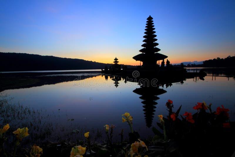 Temple dans Bali photographie stock libre de droits