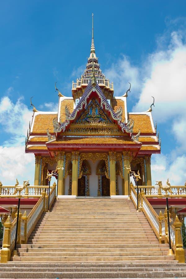 Temple dans Sakonnakorn Thaïlande image stock