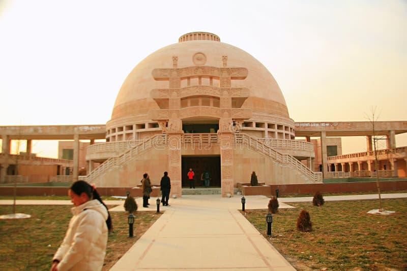 Temple de Baima à Luoyang images stock