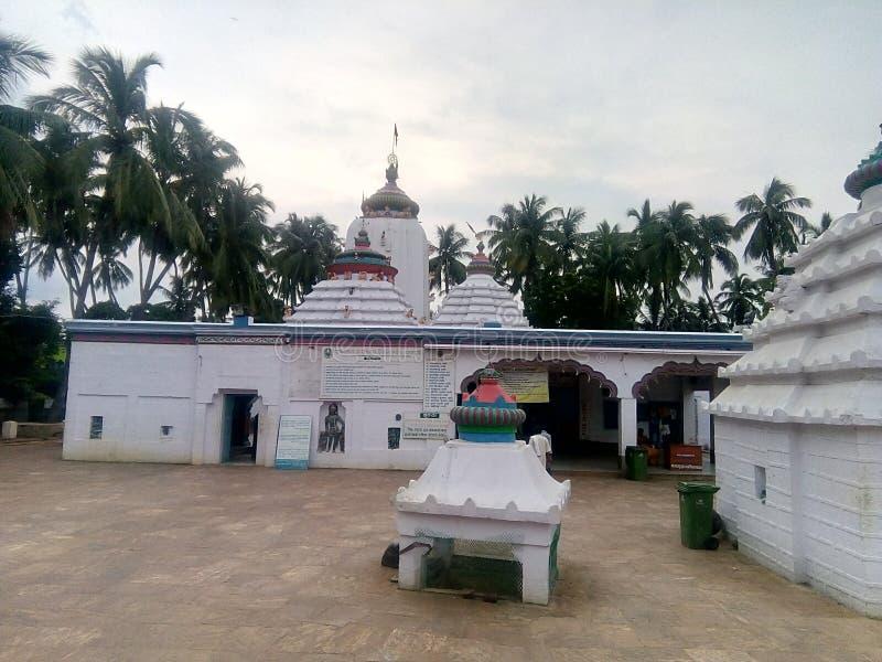 Temple de Biraja photo libre de droits